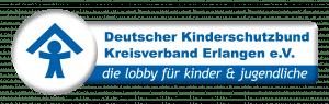 Logo des Deutschen Kinderschutzbundes, Ortsverband Erlangen