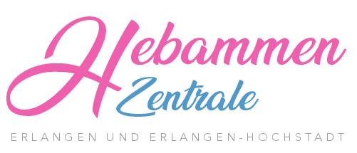 Logo der Hebammenzentrale Erlangen